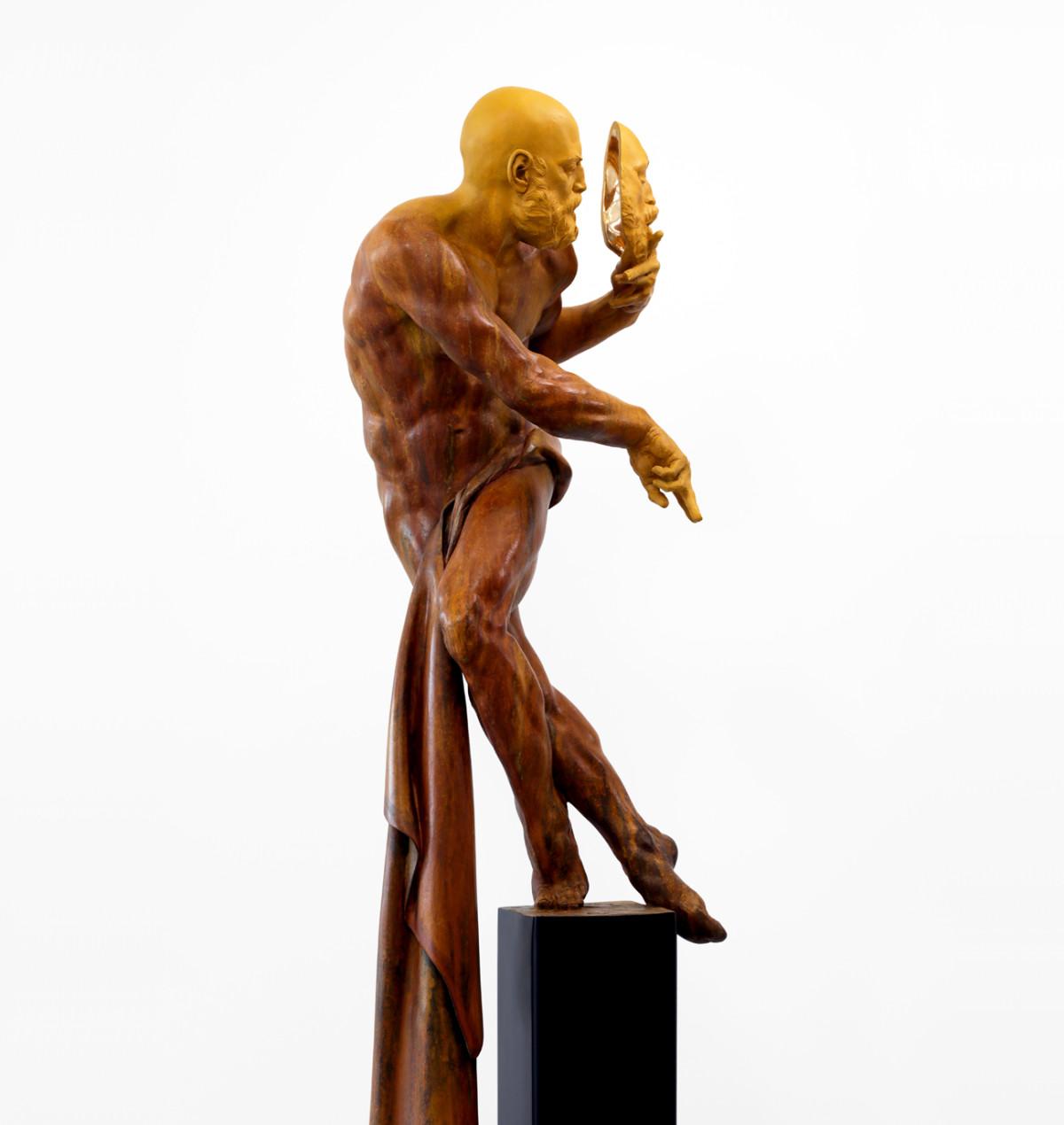 Bifronte_sculpture